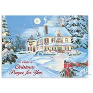 I Said A Christmas Prayer Christmas Card Set of 20