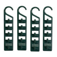 Space Saving Hanger Holders Set of 4