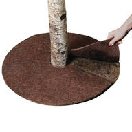 24 Inch Coco Fiber Tree Ring