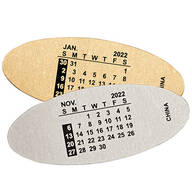Watch Band Calendars