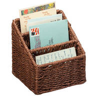 Letter Holder Basket