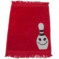 Smiling Bowler Towel