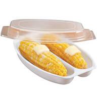 Microwave Corn Steamer