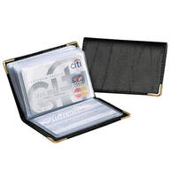 Leather Credit Card & Photo Wallet