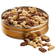 Deluxe Nut Mix Tin 16 oz.
