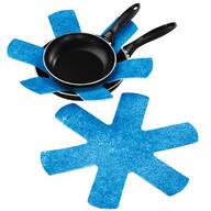 Pan Protectors Set of 3 Blue