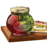 Christmas Pepper Jelly Jar 10 oz