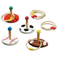 Sports Ring Toss Game