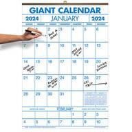 1 Year Giant Calendar