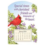 Mini Magnetic Cardinal Calendar