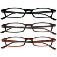 3 Pair Value Pack Reading Glasses