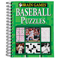 Brain Games ™ Baseball Puzzles Book
