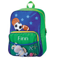 Personalized Sports Backpack