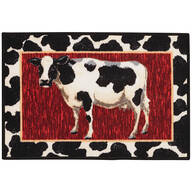 Border Accent Rug 40 x 20