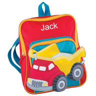 Personalized Truck Backpack