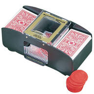 Automatic Card Shuffler