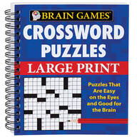 Brain Games Large Print Crossword