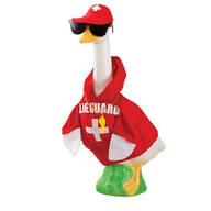 Lifeguard Goose Outfit