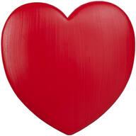 Giant Plastic Heart