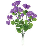 All-Weather Purple Petunia Bush by OakRidge™