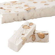 Soft Almond Nougat Bar