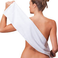 Easy Reach Back and Body Washcloth™