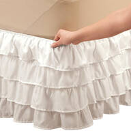 Layered Bed Ruffle by OakRidge™