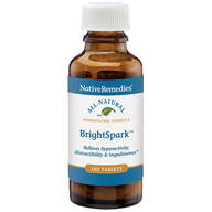 NativeRemedies® BrightSpark™ - 180 Tablets