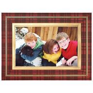 Perfectly Plaid Photo Christmas Card Set of 18