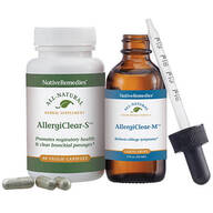 NativeRemedies® Complete AllergiClear ComboPack