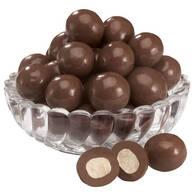 Milk Chocolate Triple Dipped Malted Milk Balls