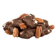 Sugar Free Milk Chocolate Pecan Caramel Patties, 8 oz.