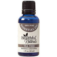 Healthful™ Naturals Tea Tree Essential Oil - 30 ml