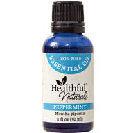 Healthful™ Naturals Peppermint Essential Oil - 30 ml
