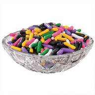 Licorice Pastels 13 oz.