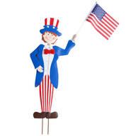 Uncle Sam Garden Boy by Fox River Creations™