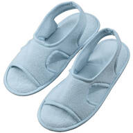 Terry Memory Foam Slippers
