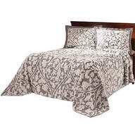 The Kate Quilt with Chenille Tufting