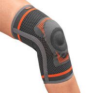 Premium Knee Support & Stabilizer with Gel Pad