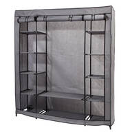 Clothing Wardrobe with Shelves           XL
