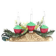 Bubble Light Centerpiece, 3 Bulbs