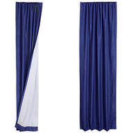 Microfiber Energy Saving Curtains