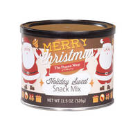 The Peanut Shop® Merry Christmas Holiday Sweet Snack Mix