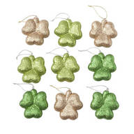 St. Patrick's Day Ornaments, Set of 9