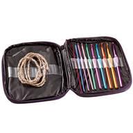 Crochet Hook Kit, Set of 10