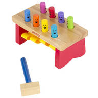 Melissa & Doug® Personalized Deluxe Pounding Bench