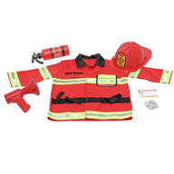 Melissa & Doug® Personalized Fire Chief Costume Set