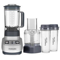 Cuisinart® Velocity Ultra Trio Blender/Food Processor with Travel Cups