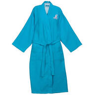 Personalized Waffle Robe Long by Sawyer Creek