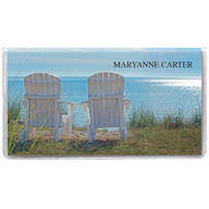 Personalized 2 Yr. Planner Adirondak Chairs